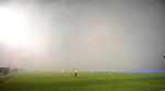 FUDBAL, BEOGRAD, 26. Nov. 2011. - Magla od bakljade.   141. veciti derbi izmedju Crvene zvezde i Partizana u okviru  Jelen Superlige Srbije (2011/2012). Foto: Nenad Negovanovic