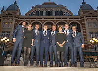 The Hague, The Netherlands, September 13, 2017,  Sportcampus , Davis Cup Netherlands - Chech Republic, Official Diner, <br /> Photo: Tennisimages/Henk Koster
