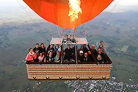 20131117 November 17 Hot Air Balloon Gold Coast