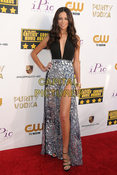 LOS ANGELES, CA - JANUARY 16 - Terri Seymour. 19th Annual Critics' Choice Movie Awards held at Barker Hangar.<br /> CAP/ADM/BP<br /> &copy;Byron Purvis/AdMedia/Capital Pictures