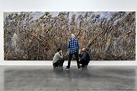 NOV 14 Anselm Kiefer exhibition, London