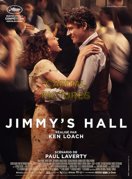 Jimmy's Hall (2014) <br /> FRENCH POSTER ART<br /> *Filmstill - Editorial Use Only*<br /> CAP/FB<br /> Image supplied by Capital Pictures