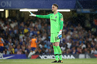 Chelsea goalkeeper, Marcin Bulka during Chelsea vs Lyon, International Champions Cup Football at Stamford Bridge on 7th August 2018