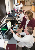 Jan Chambers, who is a Giles Distinguished Professor, and her research team have spent several years making and testing nerve agent antidotes that have the potential to cross the blood-brain barrier, the highly selective membrane that prevents many drugs in the circulating blood from entering the brain and the rest of the central nervous system.  <br />
