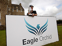 2012 Eagle Orchid Scottish Masters Rowallan Castle, Ayrshire, Scotland. Awards