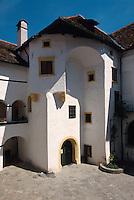 Slowenien .Burg Bogensperk.