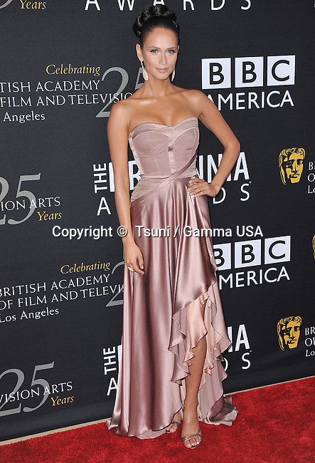 Asha Leo - BBC America _93 at the 2012 Britannia Awards At The Beverly Hillon Hotel In Los Angeles.