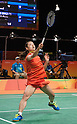 Nozomi Okuhara (JPN), AUGUST 12, 2016 - Badminton : Nozomi Okuhara of Japan in action during the Rio 2016 Olympic Gamges Badminton Women's Singles Group J match at Riocentro Pavilion 4 in Rio de Janeiro, Brazil. (Photo by Enrico Calderoni/AFLO SPORT)