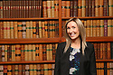 PMCE 15 OCT 2014 QUB Naomi King + Law books