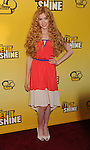 LOS ANGELES, CA - JUNE 05: Katherine McNamara attends Disney's 'Let It Shine' Premiere held at The Directors Guild Of America on June 5, 2012 in Los Angeles, California.