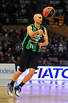 FIATC Mutua Joventut vs Lagun Aro GBC: 70-93 - League ACB Endesa 2011/12 - Game: 11.