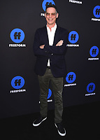HOLLYWOOD, CA - JANUARY 18:  President of Freeform Tom Ascheim at the Freeform Summit at NeueHouse on January 18, 2018 in Hollywood, California. (Photo by Scott Kirkland/PictureGroup)