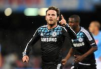 FUSSBALL   CHAMPIONS LEAGUE   SAISON 2011/2012   21.02.2012 SSC Neapel - Chelsea  FC Juan Mata (Chelsea  FC)