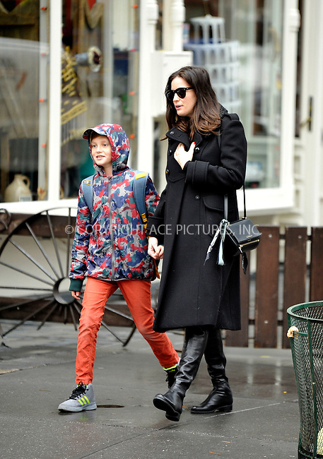 ACEPIXS.COM<br /> <br /> October 24 2014, New York City<br /> <br /> Actress Liv Tyler takes her son Milo Langdon to school in the West Village on October 24 2014 in New York City<br /> <br /> <br /> By Line: Curtis Means/ACE Pictures<br /> <br /> ACE Pictures, Inc.<br /> www.acepixs.com<br /> Email: info@acepixs.com<br /> Tel: 646 769 0430