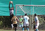 Las Águilas Doradas se impusieron a los Jaguares uno por cero, este miércoles por la tarde en Rionegro, en juego de la fecha 14 del Torneo Apertura Colombiano 2015.