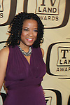 "T'Keyah Crystal Keymah at the 10th Anniversary of the TV Land Awards on April 14, 2012 to honor shows ""Murphy Brown"", ""Laverne & Shirley"", ""Pee-Wee's Playhouse"", ""In Loving Color"" and ""One Day At A Time"" and Aretha Franklin at the Lexington Armory, New York City, New York. (Photo by Sue Coflin/Max Photos)"