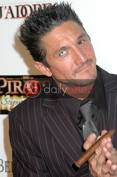 Tommy Gunn<br />at the Premiere of 'Pirates 2'. Orpheum Theatre, Los Angeles, CA. 09-27-08<br />Dave Edwards/DailyCeleb.com 818-249-4998