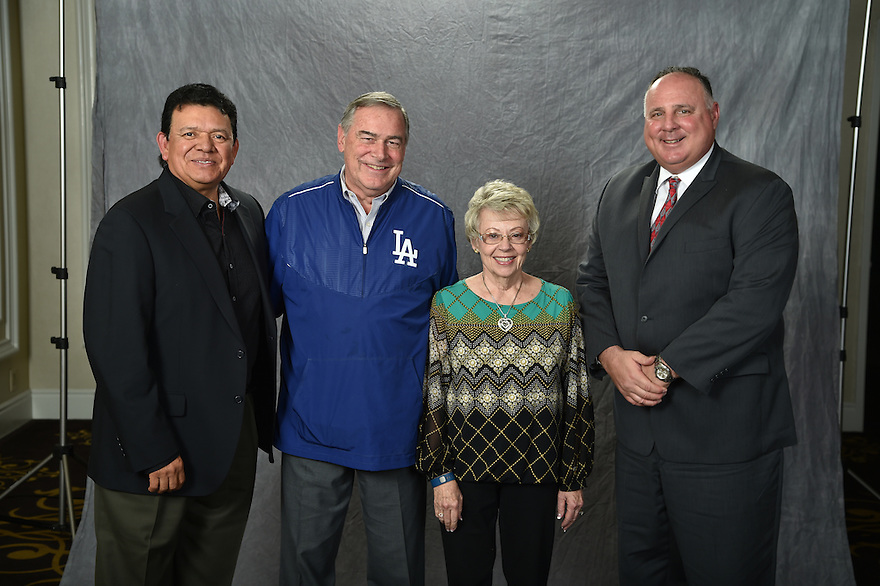 An Evening with Fernando Valenzuela and Mike Scioscia Thursday, January 21, 2016 at Hotel Garland in Studio City, California. Photo by © Jon SooHoo/ 2016