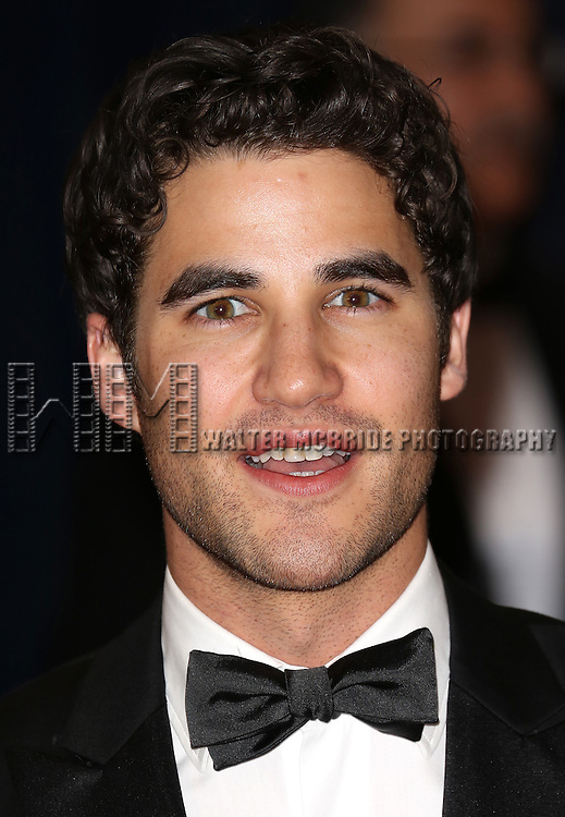Darren Criss  attending the  2013 White House Correspondents' Association Dinner at the Washington Hilton Hotel in Washington, DC on 4/27/2013