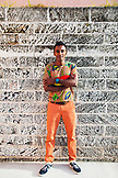 BERMUDA, Hamilton. Chef Marcus Samuelsson at the Hamilton Princess & Beach Club.