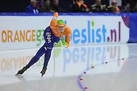SCHAATSEN: HEERENVEEN: IJsstadion Thialf, 16-11-2012, Essent ISU World Cup, Season 2012-2013, Ladies 500 meter Division A, Margot Boer (NED), ©foto Martin de Jong