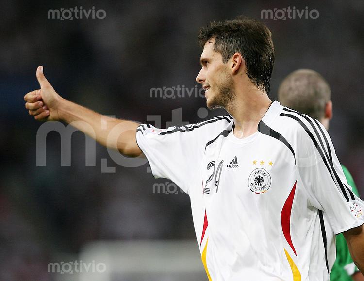 Fussball  International   Saison 2006/2007 Manuel FREDRICH (Deutschland)