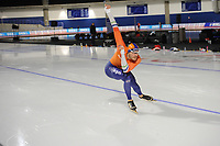 SPEEDSKATING: CALGARY: Olympic Oval, 30-11-2017, ISU World Cup training, Hein Otterspeer (NED), ©photo Martin de Jong