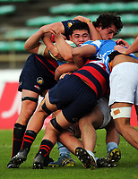 Action from the 2017 Hurricanes Secondary Schools boys rugby union final between Hastings Boys' High School and St Patrick's College Silverstream at CET Stadium in Palmerston North, New Zealand on Saturday, 2 September 2017. Photo: Dave Lintott / lintottphoto.co.nz
