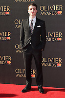 Anthony Boyle at The Olivier Awards 2017 at the Royal Albert Hall, London, UK. <br /> 09 April  2017<br /> Picture: Steve Vas/Featureflash/SilverHub 0208 004 5359 sales@silverhubmedia.com