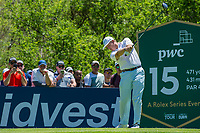 Ernie Els (RSA) during the 3rd round at the Nedbank Golf Challenge hosted by Gary Player,  Gary Player country Club, Sun City, Rustenburg, South Africa. 16/11/2019 <br /> Picture: Golffile | Tyrone Winfield<br /> <br /> <br /> All photo usage must carry mandatory copyright credit (© Golffile | Tyrone Winfield)