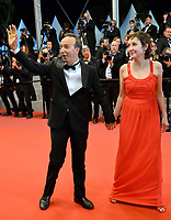 Roberto Benigni &amp; Nicoletta Braschi at the gala screening for &quot;Dogman&quot; at the 71st Festival de Cannes, Cannes, France 16 May 2018<br /> Picture: Paul Smith/Featureflash/SilverHub 0208 004 5359 sales@silverhubmedia.com
