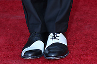 LOS ANGELES - MAR 16:  Jaime Camil shoe detail at the 39th College Television Awards at the Television Academy on March 16, 2019 in North Hollywood, CA