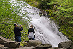 Whiskeytown Falls, Whiskeytown National Recreation Area, Shasta County, California