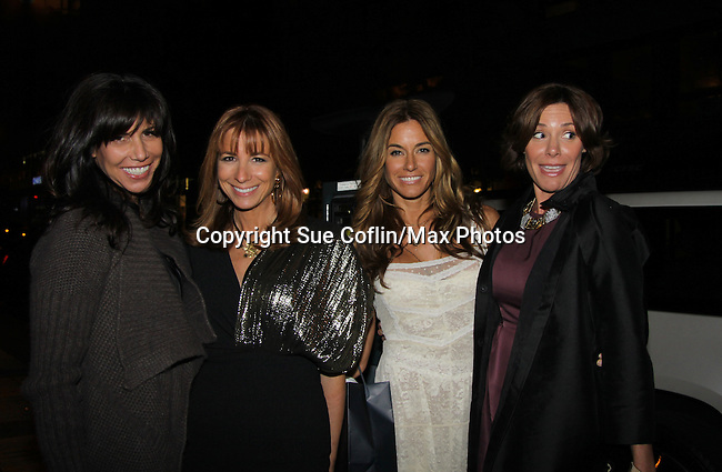 "Housewives of New York - xx & Jill Zarin & Kelly Killoren Bensimon & Countess LuAnn de Lesseps at The Fourteenth Annual Hearts of Gold Gala ""Hooray for Hollywood!"" - with its mission to foster sustainable change in lifestyle and levels of self-sufficiency for homeless mothers and their children on October 28, 2010 at the Metropolitan Pavillion, New York City, New York. (Photo by Sue Coflin/Max Photos)"