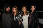 """Housewives of New York - xx & Jill Zarin & Kelly Killoren Bensimon & Countess LuAnn de Lesseps at The Fourteenth Annual Hearts of Gold Gala """"Hooray for Hollywood!"""" - with its mission to foster sustainable change in lifestyle and levels of self-sufficiency for homeless mothers and their children on October 28, 2010 at the Metropolitan Pavillion, New York City, New York. (Photo by Sue Coflin/Max Photos)"""