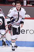 Mike McMurtry (NU - 7) - The visiting University of Vermont Catamounts defeated the Northeastern University Huskies 6-2 on Saturday, October 11, 2014, at Matthews Arena in Boston, Massachusetts.