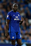 Souleymane Bamba of Cardiff City during the Championship match at the Cardiff City Stadium, Cardiff. Picture date: August 15th 2017. Picture credit should read: Simon Bellis/Sportimage