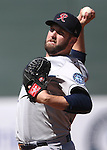 Tacoma Rainiers' Cody Martin pitches against the Reno Aces at Greater Nevada Field in Reno, Nev., on Sunday, Aug. 28, 2016. <br />
