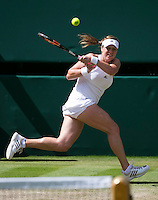 ANASTASIA PAVLYUCHENKOVA (RUS)<br /> <br /> TENNIS - THE CHAMPIONSHIPS - WIMBLEDON - ATP - WTA - ITF - GRAND SLAM - CHAMPIONSHIPS - LONDON - GREAT  BRITAIN - 2016  <br /> <br /> <br /> <br /> &copy; TENNIS PHOTO NETWORK