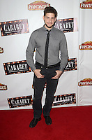 HOLLYWOOD, CA - JULY 20: David Blue at the opening of 'Cabaret' at the Pantages Theatre on July 20, 2016 in Hollywood, California. Credit: David Edwards/MediaPunch