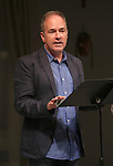 Stephen Flaherty during the Stage Presentation of Dramatists Guild Fund Fellows  2015-2016 at Playwrights Horizons on September 19, 2016 in New York City.