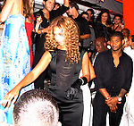 **EXCLUSIVE**.Beyonce Knowles and Usher..New Year's Eve Party with Special Performance by Beyonce Knowles..Nikki Beach Restaurant..St Barth, Caribbean..Thursday, December 31, 2009..Photo By Celebrityvibe.com.To license this image please call (212) 410 5354; or Email: celebrityvibe@gmail.com ; .website: www.celebrityvibe.com.