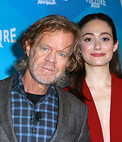 www.acepixs.com<br /> <br /> May 21 2017, New York City<br /> <br /> Actors William H. Macy (L) and Emmy Rossum arriving at the 'Shameless' panel during the 2017 Vulture Festival at Milk Studios on May 21, 2017 in New York City.<br /> <br /> By Line: Nancy Rivera/ACE Pictures<br /> <br /> <br /> ACE Pictures Inc<br /> Tel: 6467670430<br /> Email: info@acepixs.com<br /> www.acepixs.com