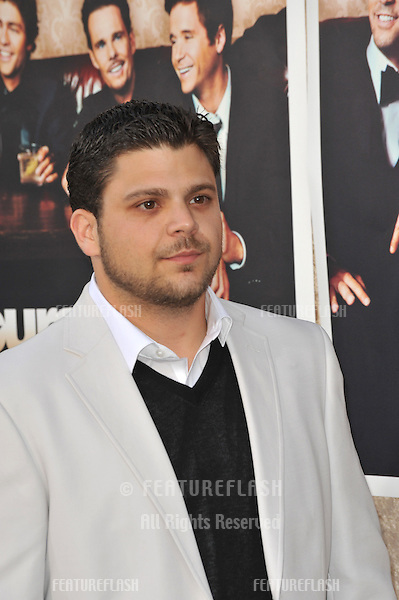 "Jerry Ferrara at the premiere for the sixth season of the HBO TV series ""Entourage"" at Paramount Studios, Hollywood..July 9, 2009  Los Angeles, CA.Picture: Paul Smith / Featureflash"