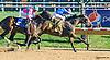 Sartorius winning at Delaware Park on 10/8/15