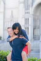 San Francisco engagements and weddings at Grace Cathedral on Nob Hill.  Romantic engagement portraits at Lands End, Point Lobos and Sutro Baths. Schedule an engagement session in your favorite place and let me capture the romance of your love.