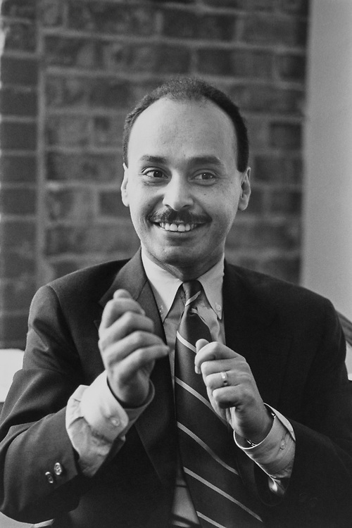 Rep. Luis Gutierrez, D-Ill. 1994 (Photo by Chris Ayers/CQ Roll Call via Getty Images)