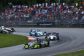 Verizon IndyCar Series<br /> Honda Indy 200 at Mid-Ohio<br /> Mid-Ohio Sports Car Course, Lexington, OH USA<br /> Sunday 30 July 2017<br /> Charlie Kimball, Chip Ganassi Racing Teams Honda<br /> World Copyright: Michael L. Levitt<br /> LAT Images