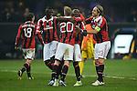 200213 AC Milan v Barcelona