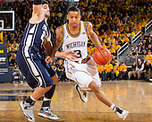 The University of Michigan men's basketball team beat Penn State, 79-71, at Crisler Center in Ann Arbor, Mich., on February 17, 2013.